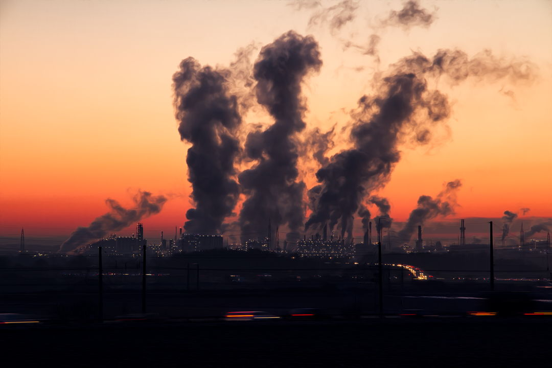 polusi industri