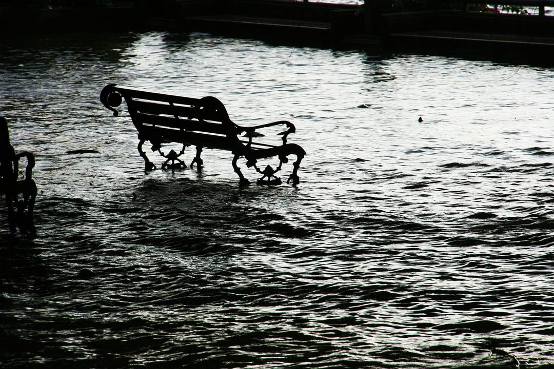 genangan banjir