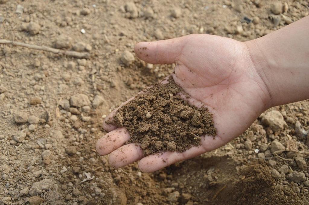 jenis tanah sumur resapan