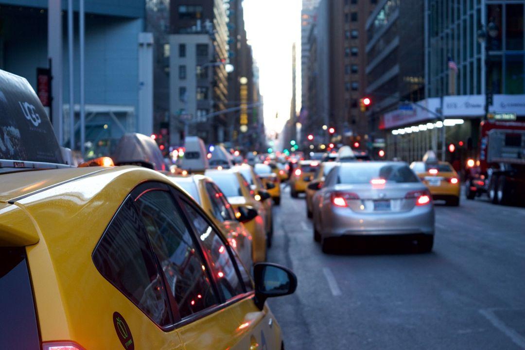 kemacetan mobil