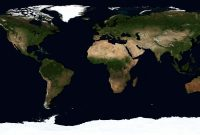 peta iklim dunia