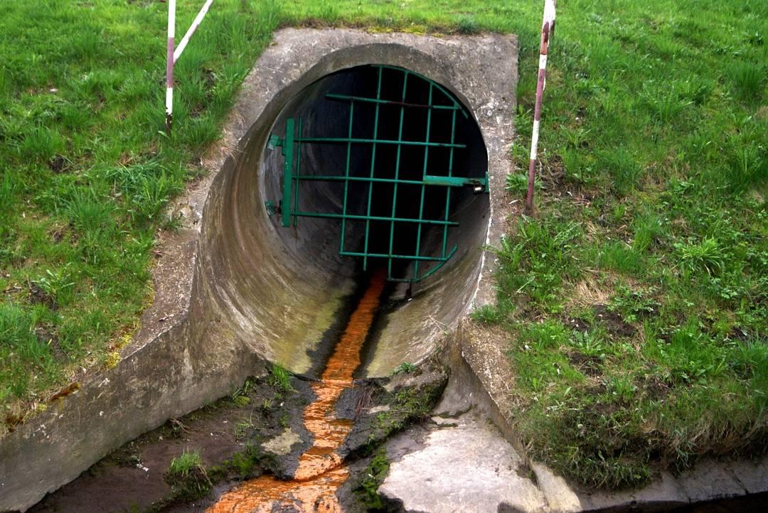 saluran limbah