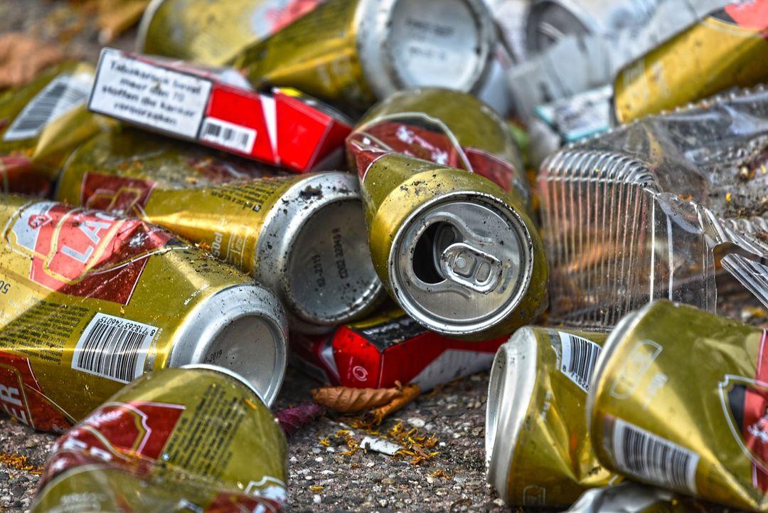 sampah anorganik sulit terurai