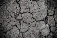 tanah retak