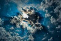 awan langit