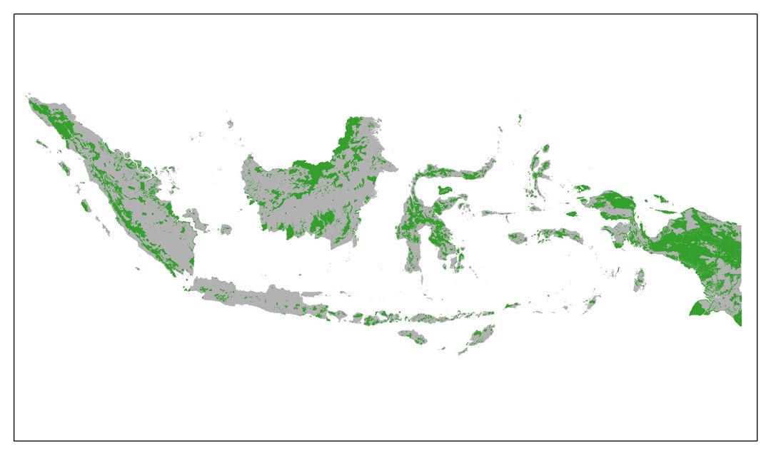 15 Provinsi Dengan Hutan Terluas di Indonesia