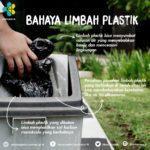 Infografis – Bahaya Limbah Plastik