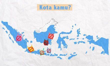 Infografis – Kota di Indonesia Yang Melarang Kantong Plastik
