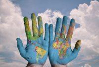 tangan bumi