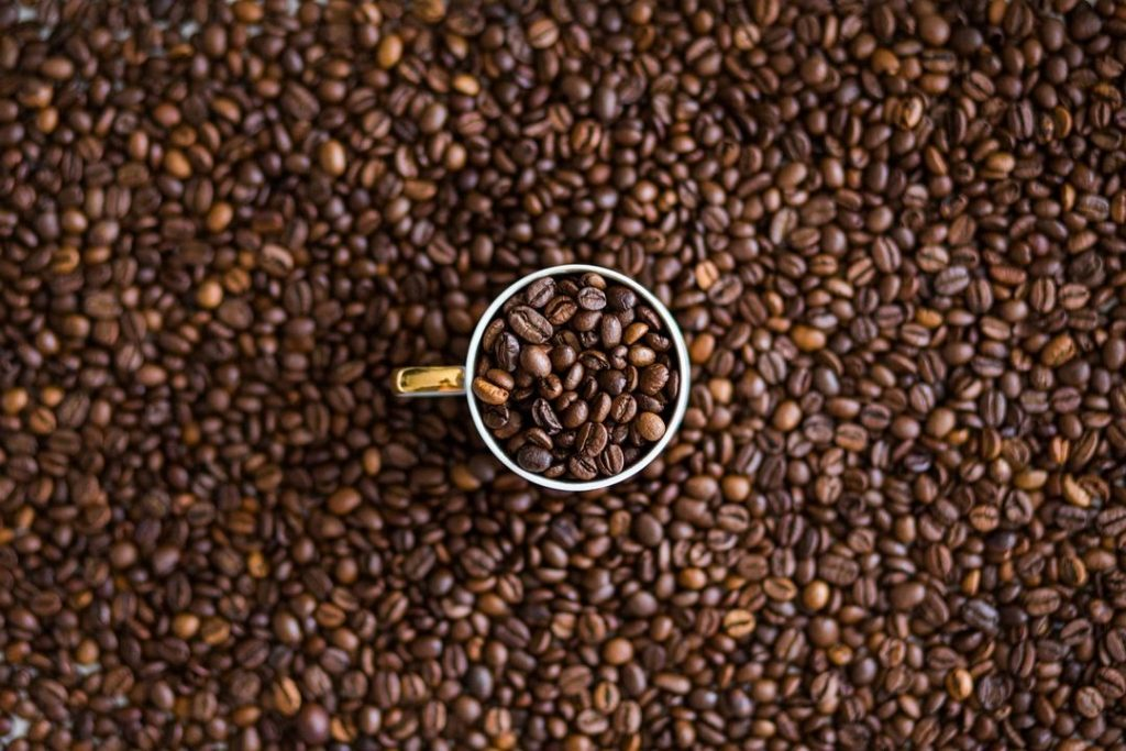 biji kopi hitam