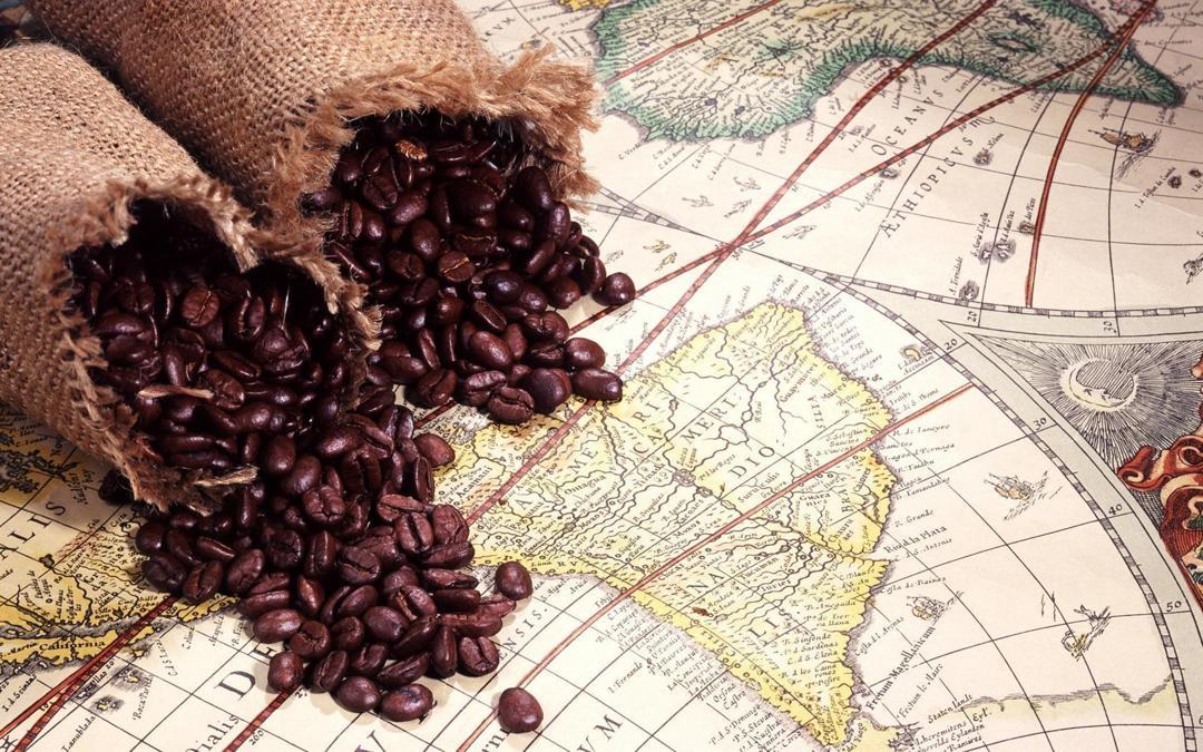sejarah kopi