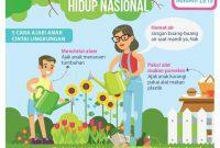 5 cara ajari anak cinta lingkungan