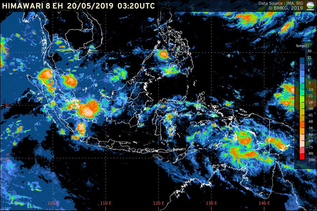 citra satelit himawari 8