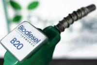 biodiesel b20