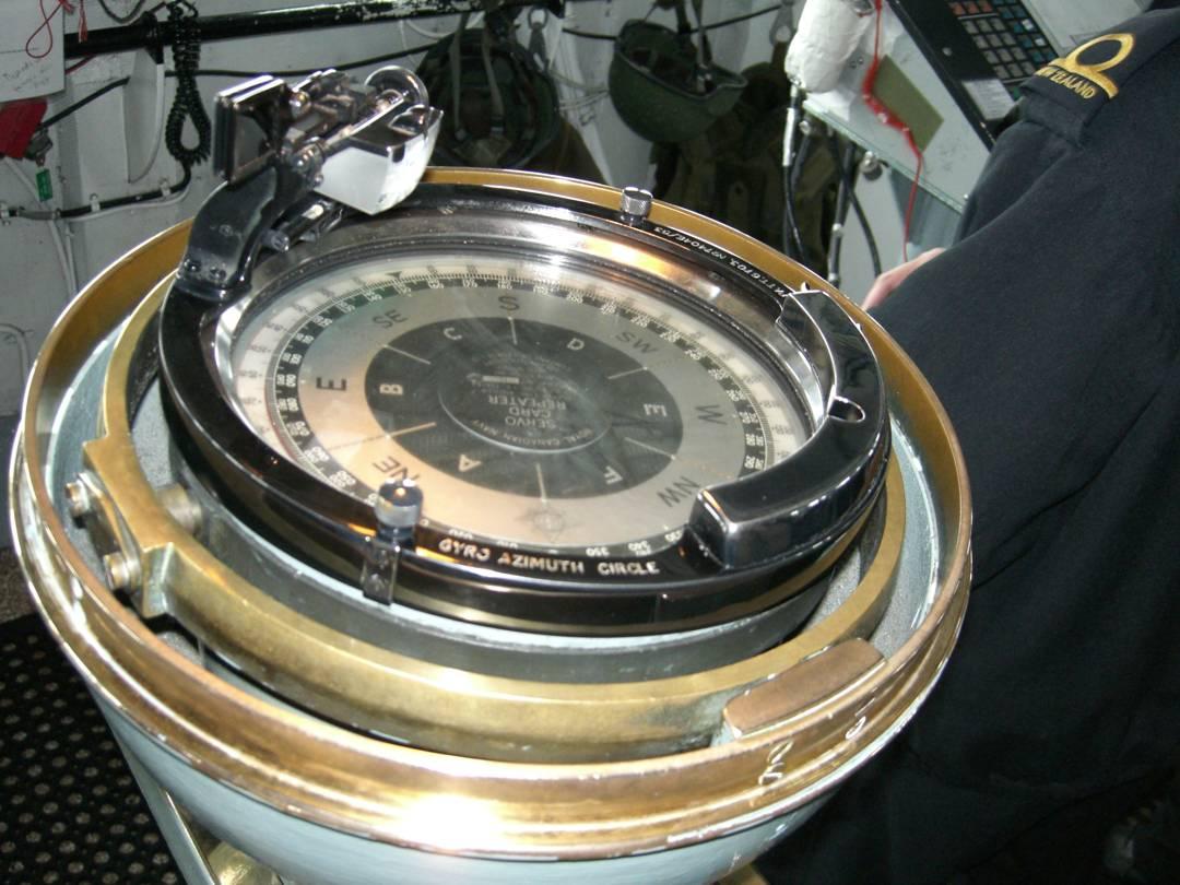 kompas gyro