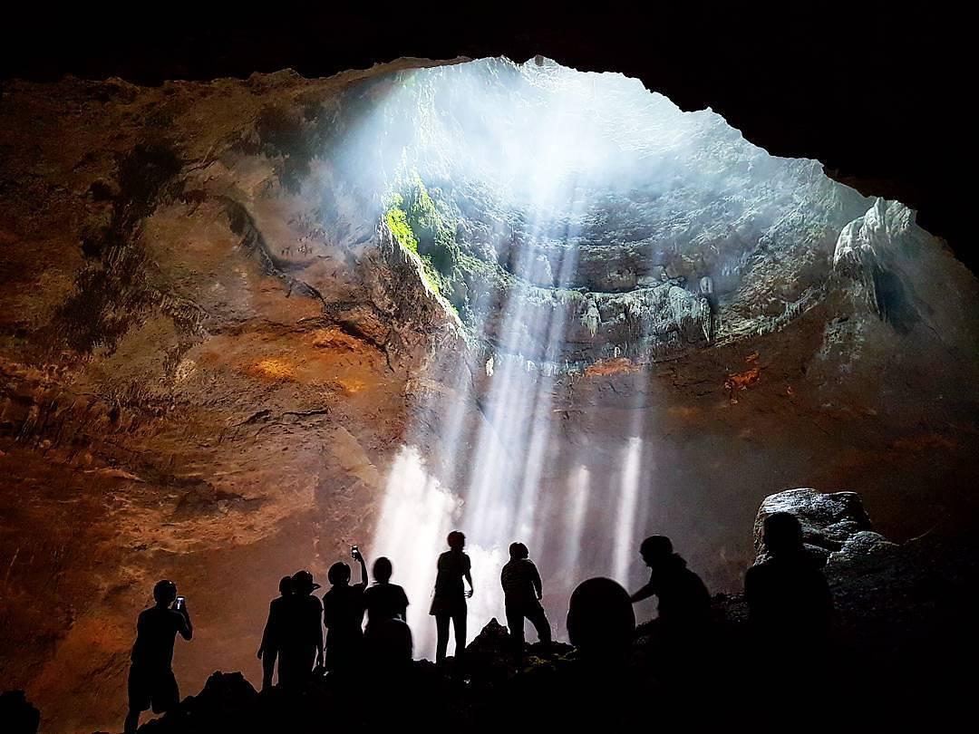 gua jomblang jogja