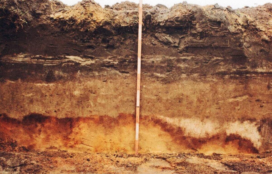 lapisan tanah