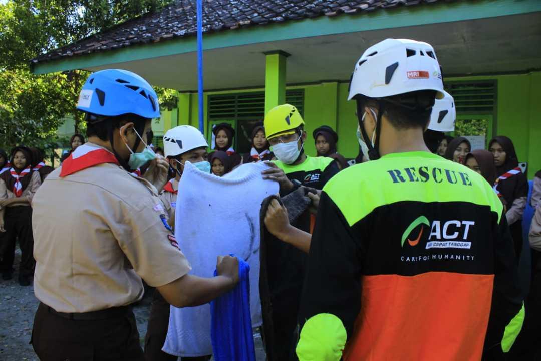 pelatihan mitigasi bencana