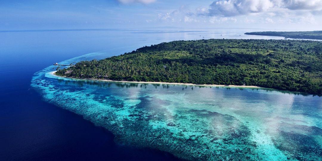 Taman Nasional Wakatobi Kawasan Konservasi Laut
