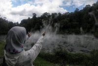 taman wisata alam kawah kamojang