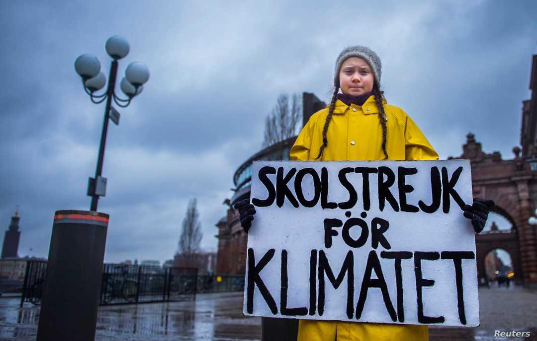 aktivis Greta Thunberg