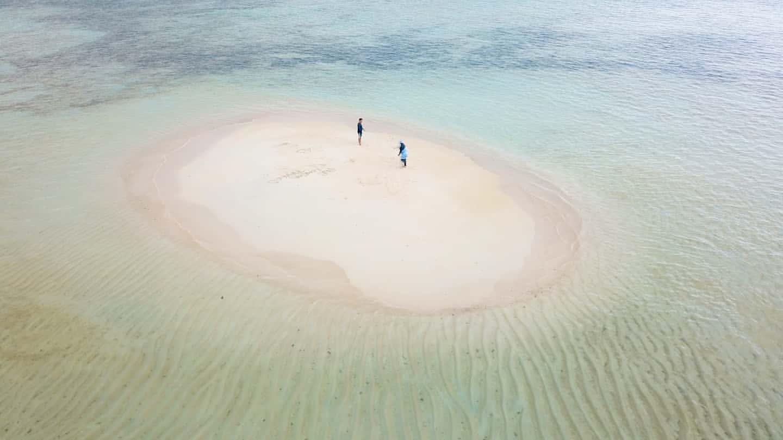 gili pasir lombok timur