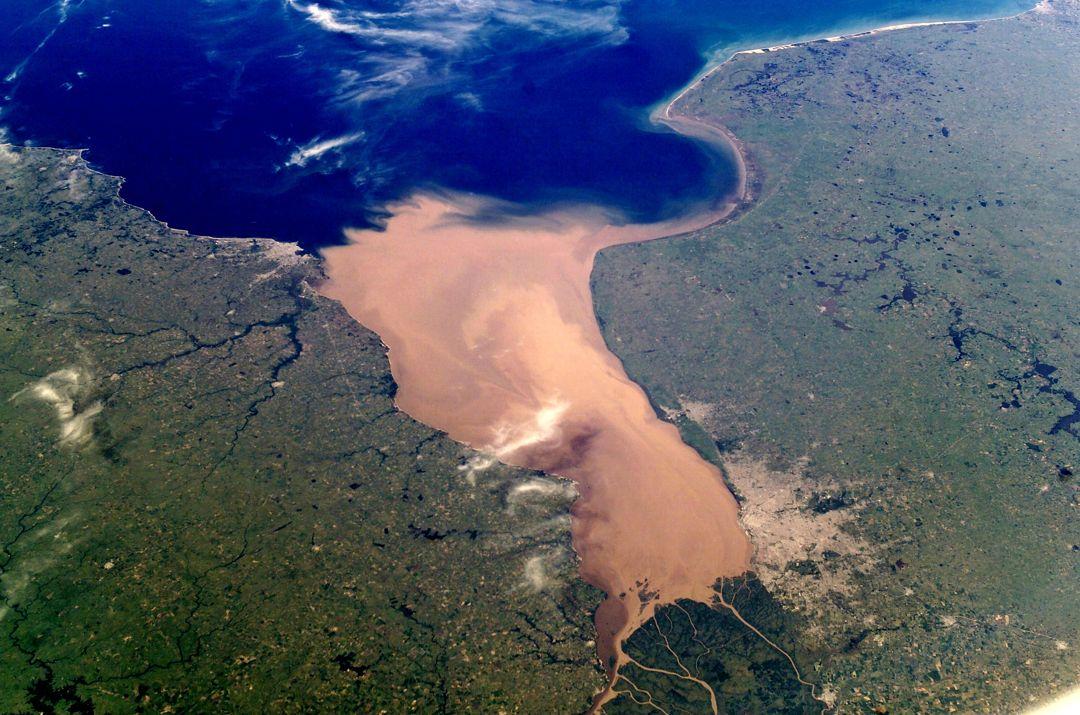 Sungai Rio de la Plata