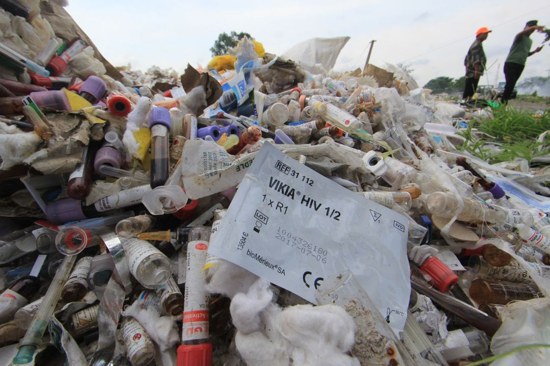 limbah rumah sakit