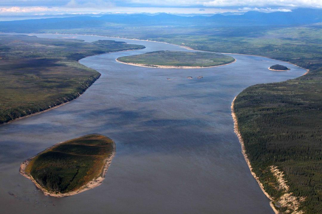 sungai mackenzie