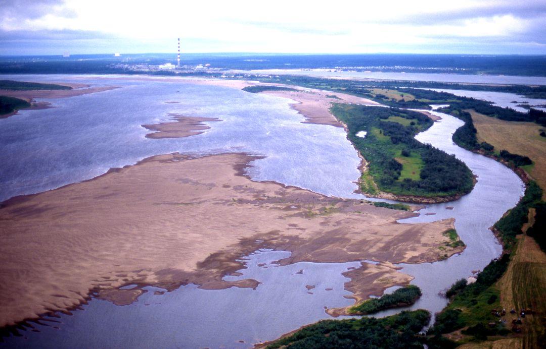 sungai pechora