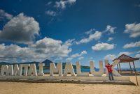 wisata pantai maluk