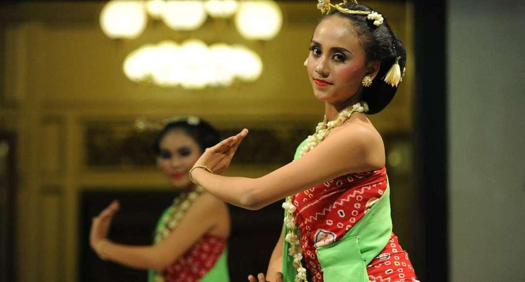 Tari Tardisional Jawa Tengah