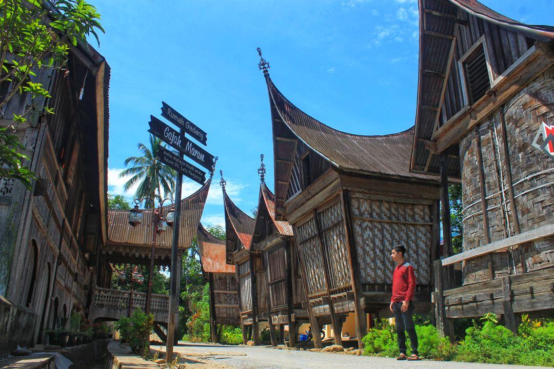 Rumah Gadang Gajah Maharam