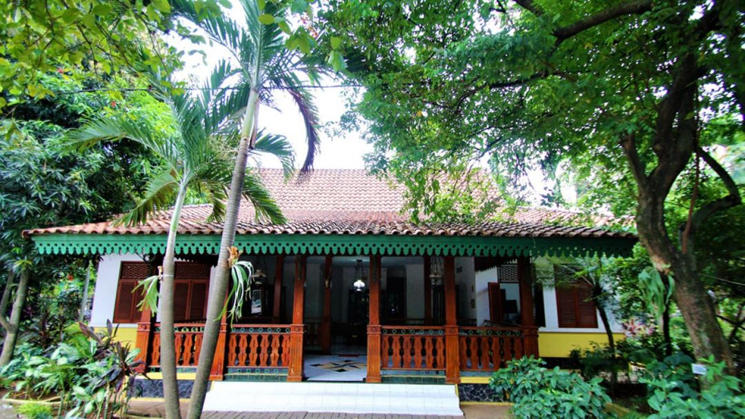 Rumah Joglo Betawi