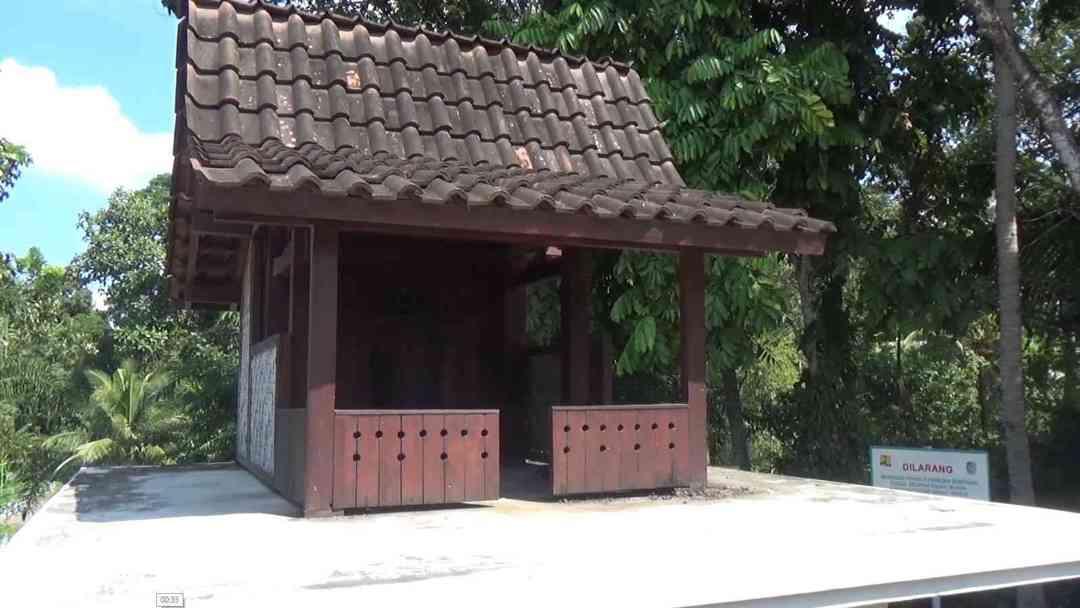 Rumah Tradisional Osing