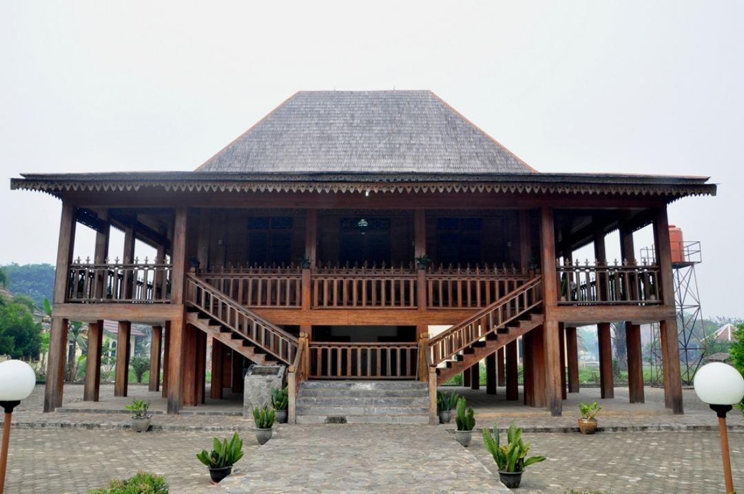 rumah limas sumatera selatan