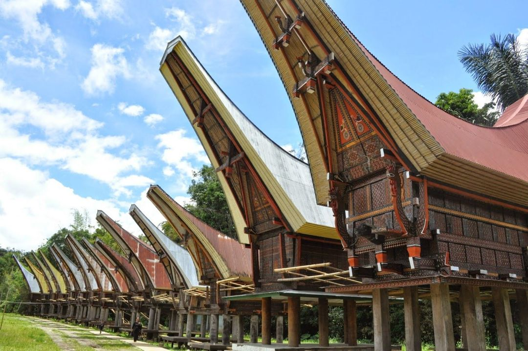 Rumah Adat Toraja Makna Jenis Gambar Penjelasan Lengkap