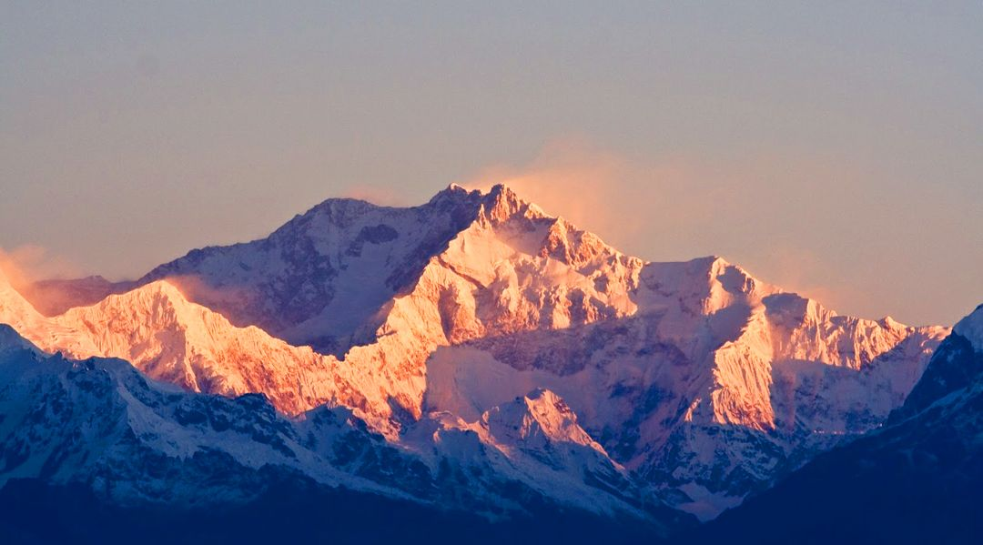 Gunung Kangchenjunga