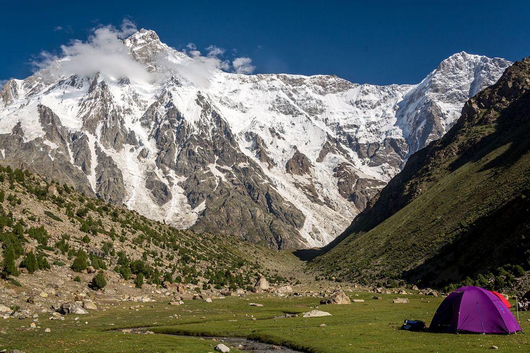Gunung Nanga Parbat
