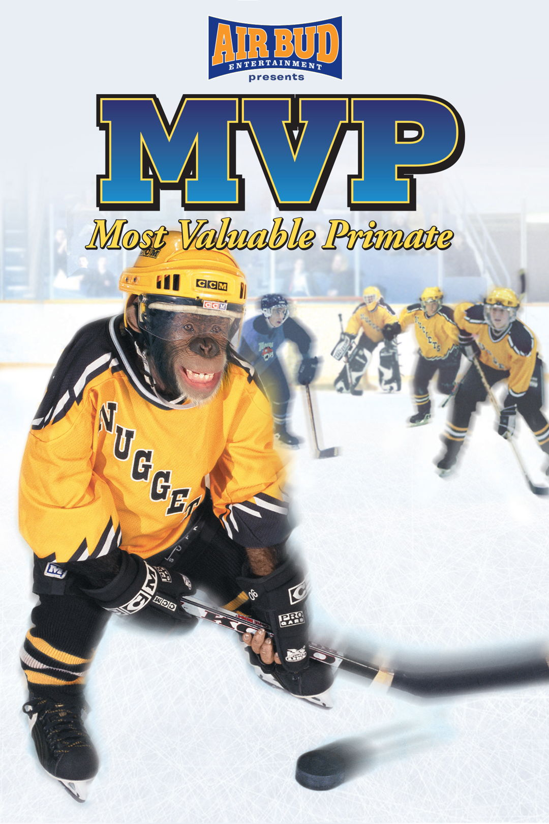 Most Valuable Primate (2000)